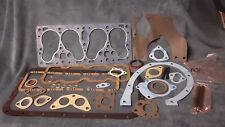 Jeep Willys M38A1 M170 CJ3B CJ5 134F Felpro Master Engine Gasket + seal kit