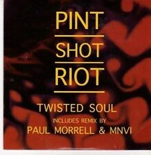 (CE978) Pint Shot Riot, Twisted Soul - 2011 DJ CD