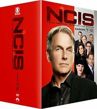 NCIS 7-12 NAVY CIS KOMPLETTE DVD-Staffel SEASON 7-12 DEUTSCH NEU & OVP