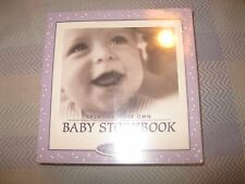 Creating Your Own Baby Storybook - By My Family Tales Personalized Stories - NEW