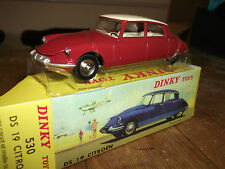 Dinky Toy by Atlas No 350 Citroen DS19 NEW ( 2014 ) mint / boxed