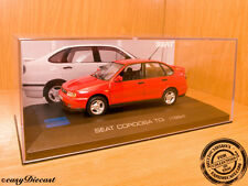 SEAT CORDOBA TDi RED 1:43 1994 MINT!!! WITH BOX-ART!!!