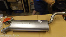 Genuine New Vauxhall Corsa B Exhaust Tailpipe back box silencer 90531318 EB