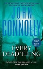 Every Dead Thing Connolly THRILL Action CRIME Mystery Suspense Fiction Novel USA