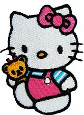Hello Kitty- BabyKids - Iron on -  Embroidered Patch No-88