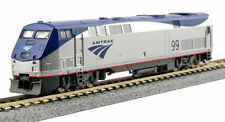 KATO 1766028 N Scale P42 Genesis Amtrak Phase Vb #99 DCC Ready 176-6028 - NEW