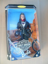 HARLEY DAVIDSON COLLECTIBLE BARBIE DOLL #3, PART NUMBER 99700-00V