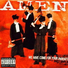 CD Album Amen We Have Come for Your Parents (Ck Killer, Mayday) 2000 Virgin