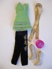 Lot Disney Hannah Montana Doll Miley Cyrus SONG WRITIN SWING Outfit Clothes set