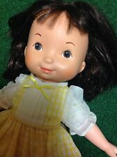 Vintage 1978 Fisher Price Doll My Friend Mandy Yellow Rose Body