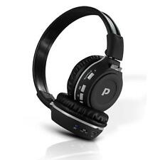 New Bluetooth Wireless MP3 Headphones, Built-in Microphone for Calls, SD Reader