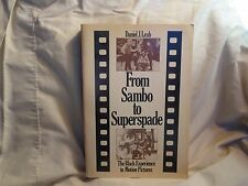 FROM SAMBO TO SUPERSPADE-The Black Experience in Motion Pictures (Sidney Poitier