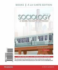 Sociology : A down-To-Earth Approach, Books a la Carte Edition by James M. Hens…