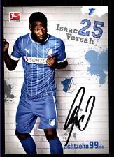 Isaac Vorsah Autogrammkarte TSG Hoffenheim 2012-13 Original + A 122260