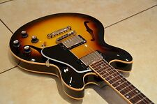 2008 Gibson Custom Shop ES 339(9) Antique Vintage Sunburst