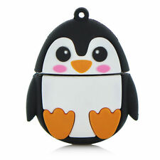 1pc 16GB Penguin USB Flash Thumb Drive USA Shipper