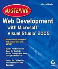 Mastering Web Development with Microsoft Visual Studio 2005-ExLibrary