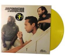 JOHN THE CONQUEROR  -  St- LTD EDITION of 250 on MELLOW YELLOW vinyl!  LP