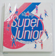 Super Junior - SPY (Vol. 6 REPACKAGE) CD+Photo Booklet+Gift Photo K-POP KPOP