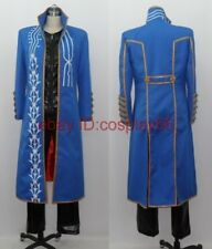 japan games Devil May Cry 3 ⅢDante Brother Vergil Virgil cosplay costume any