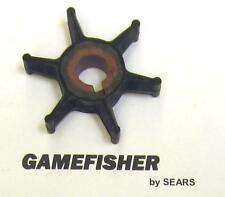 Sears Gamefisher 7.5 9.9 15 hp  Outboard Motor Water Pump Impeller 1984-1997 OEM