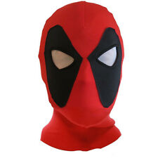 Neutral red Deadpool Masks Cosplay costume adult  children mask Christmas gift