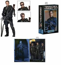 "NECA TERMINATOR 2 JUDGEMENT DAY ULTIMATE T-800 (ARNIE) 7"" ACTION FIGURE 2015"