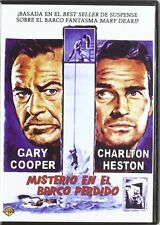 The Wreck of the Mary Deare (Misterio en el Barco Perdido) Spanish Import Gary