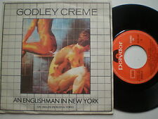 GODLEY CREME An Englishman In New York SPAIN 45 1979