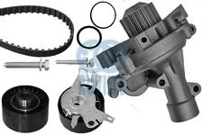 PEUGOT 406 BREAK 1.8 16V TIMING BELT WATER PUMP KIT  RUVILLE EVR55949704