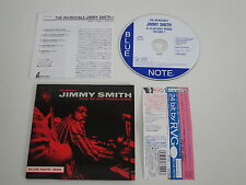 "JIMMY SMITH/AT CLUB ""BABY GRAND""(BLUE NOTE TOCJ-9152) JAPAN CD ALBUM+OBI"