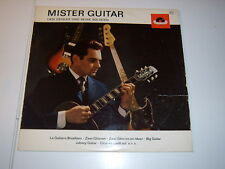 Ladi Geisler - Mister Guitar-- Polydor alt  -- Vinyl/ Cover ( Einriss):very good