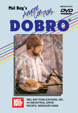 ANYONE CAN PLAY DOBRO GUITAR - BEGINNER *NEW* DVD