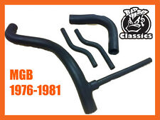 MGB 1976-1981 Rubber Bumper Hose Set Kit High Quality Reinforced