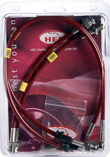 HEL PERFORMANCE Braided Hydraulic Handbrake Lines For NISSAN 200SX S13