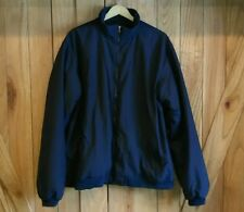 EUC Blue Eddie Bauer Men's Lined Jacket/Coat Classic XL Tall
