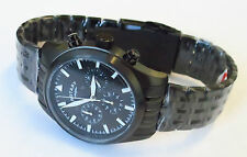 Mens Rotary Chronograph All Black Sports Watch  Model GB00135/04