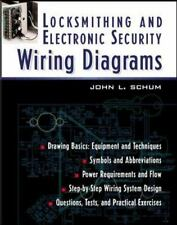 Locksmithing and Electronic Security Wiring Diagrams by John Schum (2002,...