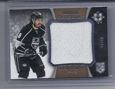 15-16 2015-16 ULTIMATE COLLECTION DREW DOUGHTY JUMBO MATERIALS JERSEY /40 KINGS