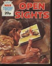 WAR PICTURE LIBRARY - No. 1844 'Open Sights'