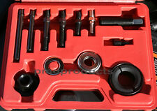 A/C Power Steering, Alternator Pulley Remover Installer Puller Press Kit in case