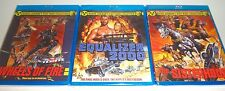 Equalizer 2000, The Sisterhood, Wheels Of Fire ROGER CORMAN Post Nuke Collection