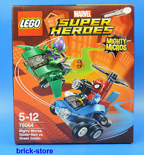 LEGO® Super Heroes Set 76064 / MIGHTY MICROS / SPIDER MAN VS. GREEN GOBLIN