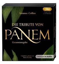 Die Tribute von Panem 1-3 Gesamtausgabe (6 MP3 CDs) von Suzanne Collins (2015)