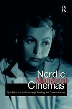 Nordic National Cinemas,  - Paperback Book NEW 9780415081955