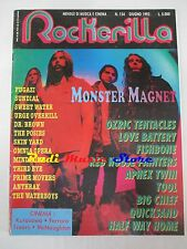 rivista ROCKERILLA 154/1993 Monster Magnet Love Battery Red House Painters No cd