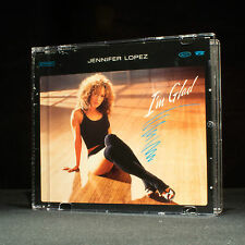 Jennifer Lopez - I'm Glad - music cd EP