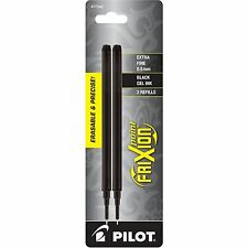 6 Each of Pilot FriXion Refill, XF Point, Black, 2pk (PIL 77340)
