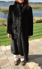 Ranch Male Mink Coat With Fox Trim