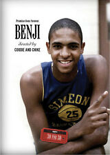 ESPN Films 30 for 30: Benji (2012, REGION 1 DVD New)